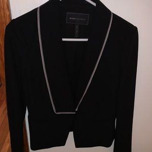 BCBGMaxAzria black blazer size XS